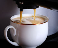 Coffee maker Royalty Free Stock Photography