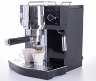 Coffee maker Stock Photos