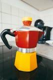 Coffee maker Royalty Free Stock Photo