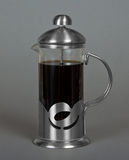 Coffee maker with fresh coffee Stock Photography