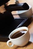 Coffee maker machine Royalty Free Stock Photos