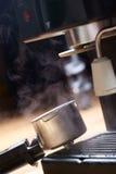 Coffee maker machine Stock Photo
