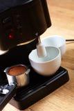 Coffee maker machine Stock Photography