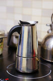 Coffee maker Royalty Free Stock Image