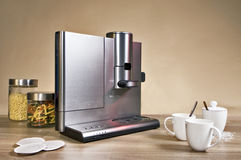 Coffee maker still life Stock Photo