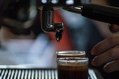 Coffee making . Best Coffee & Tea at Singh Park Chian Rai, Thailand Stock Images