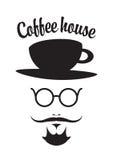 Coffee man Stock Photo