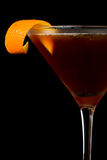 Coffee martini Stock Image