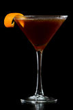 Coffee martini Royalty Free Stock Image