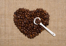 Coffee meal Royalty Free Stock Image