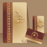 Coffee menu, card Stock Photo