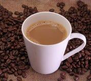 Coffee milk Stock Photo