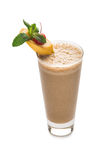 Coffee and milk coctail Stock Photo