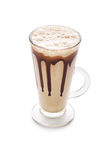 Coffee and milk coctail Stock Photography