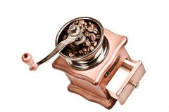 Free Coffee Mill Stock Photo - 19973610