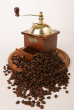 Coffee-mill Stock Photos