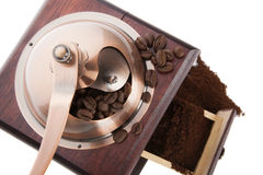 Coffee mill. Royalty Free Stock Photography
