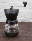 Coffee mill Royalty Free Stock Images