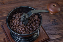 Coffee mill Royalty Free Stock Photos