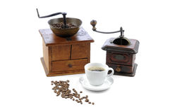 Coffee Mills Stock Images