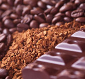 Coffee mix Royalty Free Stock Photography