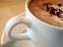 Coffee mocha Stock Image