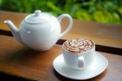 Coffee mocha Stock Images
