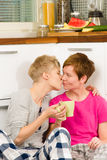 Coffee moment Stock Photography