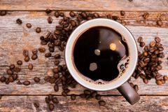 Coffee Moment Royalty Free Stock Images