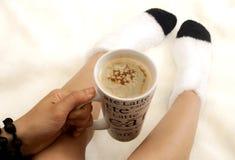 Coffee Morning Royalty Free Stock Image