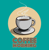 Coffee morning Royalty Free Stock Photography