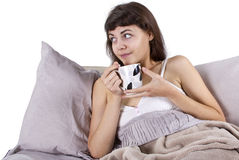 Coffee in The Morning Stock Image