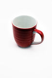 Coffee mug. An empty coffee mug ready for your favorite beverage Royalty Free Stock Images