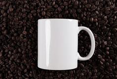 Coffee mug Stock Photography