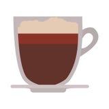 Coffee mug icon Stock Photo
