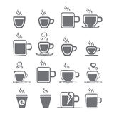 Coffee Mug icon Stock Photo