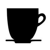 Coffee mug icon Stock Images
