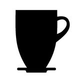 Coffee mug icon Stock Photos