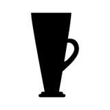 Coffee mug icon Stock Image