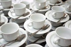 Coffee mugs Royalty Free Stock Photos
