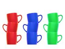 Coffee Mugs Royalty Free Stock Image