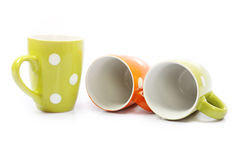 Coffee Mugs Stock Image