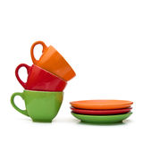 Coffee Mugs Royalty Free Stock Images