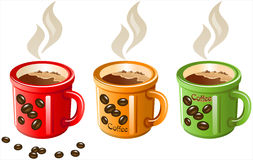 Coffee Mugs-3.jpg Stock Photography