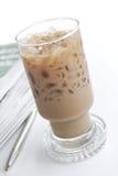 Coffee and news Stock Image