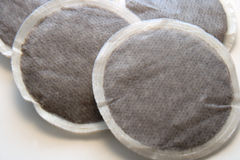 Coffee pads Stock Images