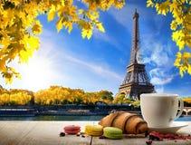 Coffee in Paris Royalty Free Stock Photos