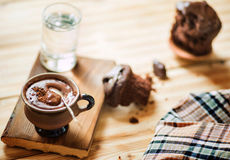 Coffee party Stock Images