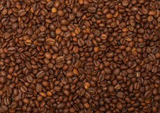 Coffee pattern Stock Photo