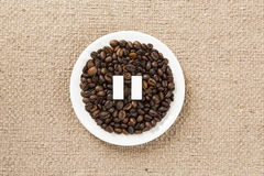 Coffee Pause Stock Photography